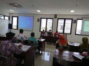 Rapat Monitoring Implementasi Program Pencegahan Korupsi Terintegrasi